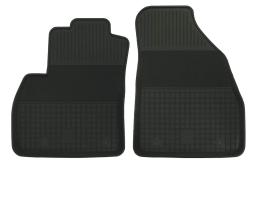 Автомобилни стелки PolGum гумени комплект CITROËN Nemo , FIAT Fiorino III 2007-->, FIAT Qubo , PEUGEOT Bipper 1кт.