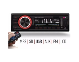 Радио MP3 плеър за кола Zappin USB SD AUX DEH-4102 LCD DISPLAY MP3 1кт.