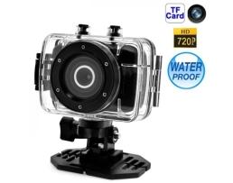 Екшън камера водоустойчива  Vertex HD 720P 1бр.