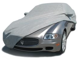 Покривало за кола Car Cover, двойно подсилено и подплатено, Сивo, XХL 1бр.