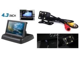 Система за паркиране камера и Табакера дисплей 1кт.