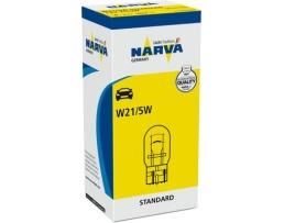 Крушка за кола Narva W21/5W, 12V, T20, W3x16d, Wedge Globes Stop 1бр.