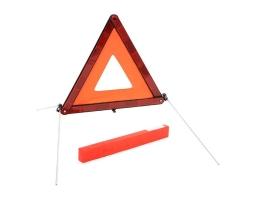 Авариен светлоотразителен триъгълник за автомобил Autoexpress, 28см, кутия 1бр.