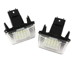 Проектор LED лого за врата, Autoexpress, Peugeot 206,207,306,307,308,407,LHLP037S28 1бр.