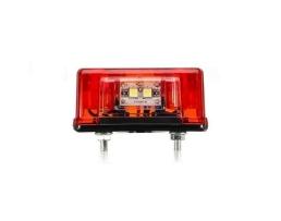 Плафон осветление номер Nokta за кола, камион, каравана и ремарке 4 диода кт 2бр 1кт.