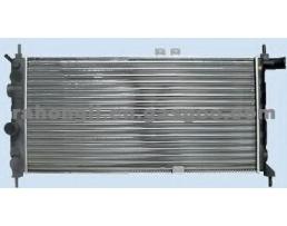 Воден радиатор за OPEL Kadett E, Алуминиев, 1302029 1бр.