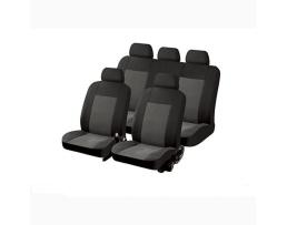 Калъфи/тапицерия за предни и задни цели седалки, Пълен комплект, Универсални 1кт.