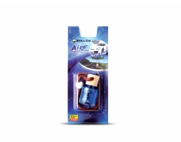 Ароматизатор за кола течен Zollex glass little bottle New Car (AF-35NC) 1бр.