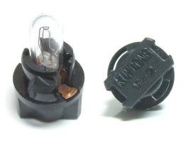 Фасунги за лампа на автомобилно табло Autoexpress , Цокъл,База Т5 14V1.4W,10бр 1кт.