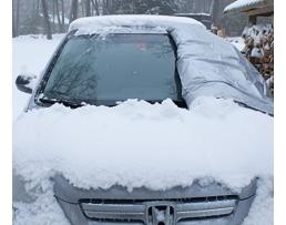 Сенник Термо защита за автомобил за челно стъкло Amio 175/90см подходящ за зима и лято 1бр.
