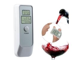 Дрегер дигитален за алкохол с LCD часовник Vertex 1бр.