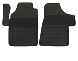 Автомобилни стелки PolGum гумени комплект MERCEDES Vito II 20032014 1кт.