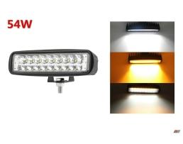 LED Диодни Дневни светлини Amio DRL Car Light  + функция мигач 1кт.