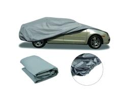 Покривало за кола,автомобил Car Coveri, XL 533x177x119cm. двойно подсилено и подплатено, Сивo, XL 1бр.