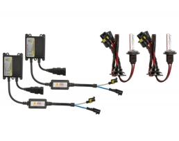 Ксенон система H7 6000K 12V 55W 1кт.