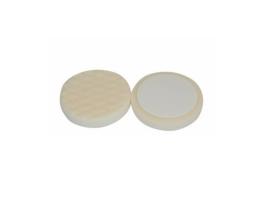 Гъба за полиране на пластмаса и метал Smartpads 80x25мм  Профилирана Полираща гъба с Велкро контактна повърхност. 1бр.