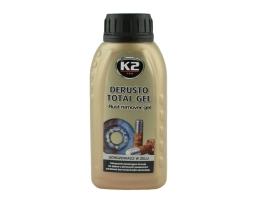 Препарат за отстраняване на ръжда гел K2 250мл