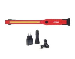 Инспекционен фенер AMIO с вградена батерия WT01 1бр.