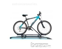 Багажник за един велосипед за монтаж на таван АЛУМИНИЙ, BIKE CARRIER Сив 1бр.