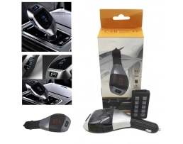 FM Tрансмитер Car X7 Automax Kit Charger Wireless Bluetooth TF USB MP3 Player  Handsfree 1бр.