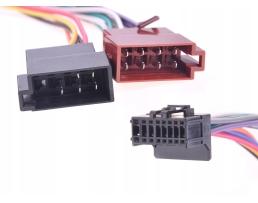 Автомобилна букса ISO LP за свързване на автомобилно радио Pioneer DEH 1500 16pin - ISO - KP1500 1бр.