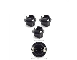 Фасунги за лампа на автомобилно табло Autoexpress , Цокъл,База Т10 W5W,10бр 1кт.