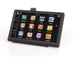 """GPS Навигация 7"""" 8GB инчова Vertex  подходяща за автомобил и камион с инсталирани карти на България и Европа 1бр."""