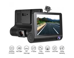 Видеорегистратор Amio – HD DVR VIDEO CAR DVR + Камера за задно виждане 1бр.