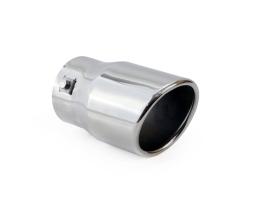 Накрайник за ауспух AMIO MT 007 единичен хромникел 1бр.