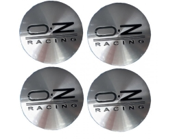 Стикери за джанти OZ Autoexpress ,Алуминиеви ,57мм,4бр 1кт.