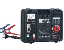 Зарядно устройство ,Токоизправител за автомобилен акумулатор Automax К5508, BK 5 12V / 15A, с предпазител за късо съединение 1бр.
