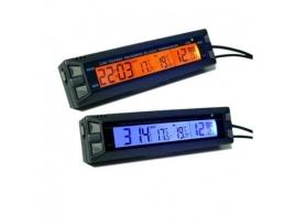 Термометър за кола вътрешна и външна температура ЕС30 1бр.