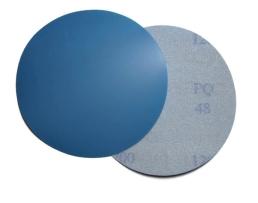 AUTOEXPRESS Абразивен диск водоустойчив / водна шкурка P240,4х75мм, Комплект от 4 броя 1кт.
