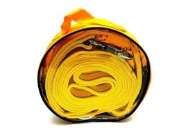Въже за теглене двуслойно , буксирно тип колан до 5 тона 1бр.