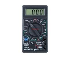 Цифров мултиметър,ултицет DT 838  за измерване на постоянно (DC) и променливо (AC) 1бр.