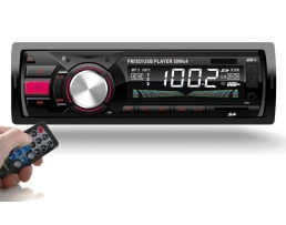 Радио MP3 плеър за кола Zappin USB SD AUX DEH-4101 LCD DISPLAY MP3 1кт.