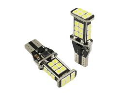Автомобилни LED крушки T15 W16W 24 SMD 2835 CANBUS 2броя 1кт.