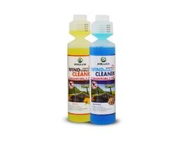 Летен концентрат за миене на стъкло Zollex с аромат на лимон 1бр.