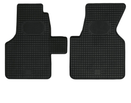 Автомобилни стелки PolGum гумени комплект VW T-4 1кт.