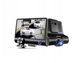Видеорегистратор Aptel AK307A, HD DVR VIDEO CAR + Камера за задно виждане 1кт.