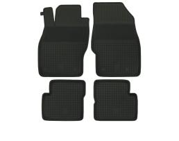 Автомобилни стелки PolGum гумени комплект OPEL Corsa D , OPEL Corsa E 1кт.