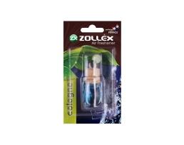 Ароматизатор за кола течен Zollex glass little bottle Cologne 1бр.