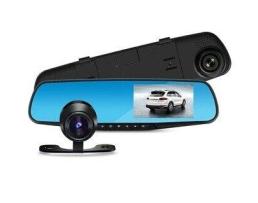 Огледало + Видеорегистратор + камера за паркиране за автомобил 1кт.