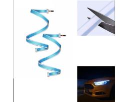 LED Диодни Дневни светлини RXZ Vertex DRL light  Car Light -  60см 1кт.