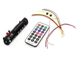 Аудио панел Радио Bluethoot MP3  USB AUX RS6 1бр.