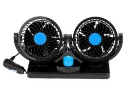 Вентилатори за охлаждане с две перки 12V 1бр.