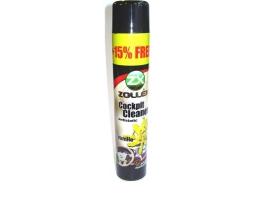 Препарат за почистване на арматурно табло ZOLLEX, Ванилия 750 мл. 1бр.