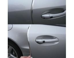 Лайсна предпазна за ръба на вратите 15м ролка никел 1бр.