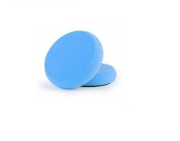 Гъба за полиране на пластмаса и метал Smart Koltec 79x25мм със заоблена периферия синя 1бр.