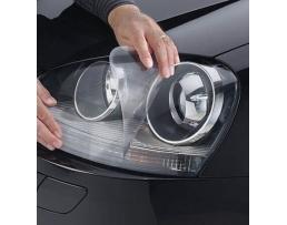Протекторно фолио за фарове и стопове - Прозрачно 1м.